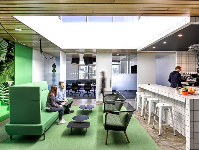 office interior designing. important elements of a great office